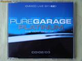 PURE GARAGE PLATINUM Vol.2 - Selectii - C D Original ca NOU, CD