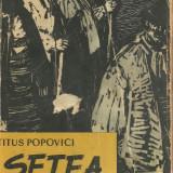 Setea de Titus Popovici - Roman