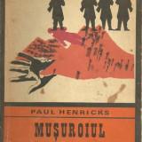 Musuroiul de furnici de Paul Henricks - Roman