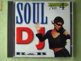 SOUL D.J. No. 4 - Selectii R & B - C D Nou, CD