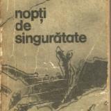 Nopti de singuratate de Einar Wallquist - Roman