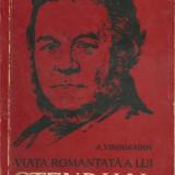 Viata romantata a lui Stendhal de A. Vinogradov