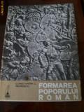 FORMAREA POPORULUI ROMAN CONSTANTIN C. GIURESCU
