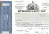 632 Actiuni -North European Oil Royalty Trust -seria SN 12204