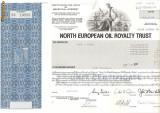 621 Actiuni -North European Oil Royalty Trust -seria SN 14956