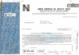 635 Actiuni -North European Oil Royalty Trust -seria NEC 2741