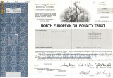 617 Actiuni -North European Oil Royalty Trust -seria SN 05894