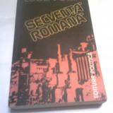 EUGEN CIZEK - SECVENTA ROMANA - Istorie