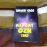 Timothy Good - Raport OZN - 1992 - Carte SF