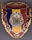 Decoratie RSR MILITAR DE FRUNTE