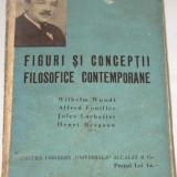 Figuri si conceptii Filosofice contemporane, anticariat