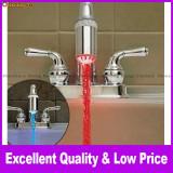 senzor temperatura apa cu led iluminare culoare schimbatoare