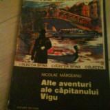 2724 Nicolae Margeanu alte aventuri ale Capitanului Vigu - Roman, Anul publicarii: 1983