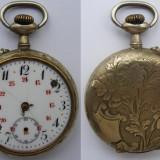 Ceas vechi de buzunar defect (2) - de colectie - Ceas de buzunar