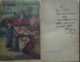 Lungianu , Licariri in bezna , Schite si nuvele , 1940 , editia 1 , cu autograf