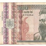 LL bancnota Romania 500 lei 1992 - Bancnota romaneasca
