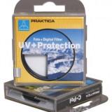 Filtru foto UV Praktica 55mm - Schneider Optics/B+W, 50-60 mm