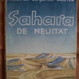 SAHARA DE NEUITAT-NIKOLAUS BENJAMIN RICHTER - Carte de calatorie