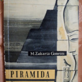 PIRAMIDA INGROPATA - M. ZAKARIA GONEIM - Carte de calatorie