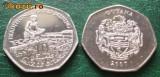 Guyana 10 dollar 2007 UNC, America Centrala si de Sud