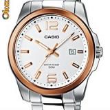 Casio MTP-1296D-7AVEF ceas barbati. Nou. Garantie - Ceas barbatesc Casio, Elegant