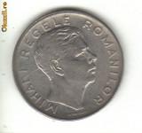 Bnk mnd romania 100 lei 1943 - margine dubla