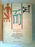 FILOZOFIA ORIENTULUI ANTIC ~ION BANU - VOL. I