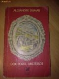 Alexandre Dumas - Doctorul misterios vol. I
