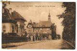 907. Turnu Severin bulevardul Carol si vila Burileanu