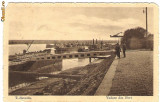 909. Turnu Severin portul