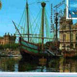 Ilustrata Maxima Santa Maria - Cristofor Columb