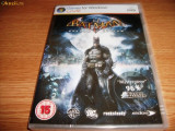 Joc Batman Arkham Asylum, PC, original si sigilat, 19.99 lei(gamestore)!, Actiune, 16+, Single player