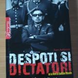 Despoti si dictatori de la Nero la Saddam Husein - Tom Ambrose - Istorie