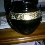 Vaza veche de sticla