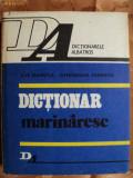 DICTIONAR MARINARESC - ILIE MANOLE,GHEORGHE IONESCU