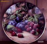 "Farfurie decorativa Royal Albert "" SUMMER FRUITS """