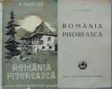 Vlahuta , Romania Pitoreasca , 1939, Alta editura