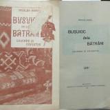 Nicolae Arges, Busuioc dela batrani, Legende si povestiri, 1924 - Carte Editie princeps