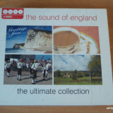The Sound of England - The Ultimate Collection (4CD) - Muzica Ambientala