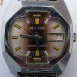 Ceas vechi NELSON - de colectie - Ceas barbatesc