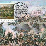 Ilustrata maxima 100 ani lupta de la Rahova, pictura