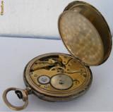 Ceas vechi de buzunar defect (4) - de colectie