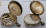 Ceas medalion vechi   - de colectie