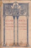 N.Iorga / Istoria artei medievale si moderne (editia I,1923)