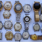 18 ceasuri vechi de mina defecte - de colectie