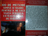 100 DE METODE simple si sigure pentru a ne face viata sexuala  fericita, Alta editura