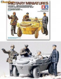 + Macheta 1/35 Tamiya 35253 - German soldiers +