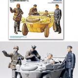 + Macheta 1/35 Tamiya 35253 - German soldiers +