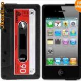 Husa silicon iPhone 4 + folie ecran + expediere gratuita Posta - sell by PHONICA - Husa Telefon Apple, iPhone 4/4S