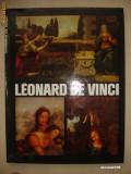 LEONARD DE VINCI - ALBUM DE ARTA  {limba franceza}